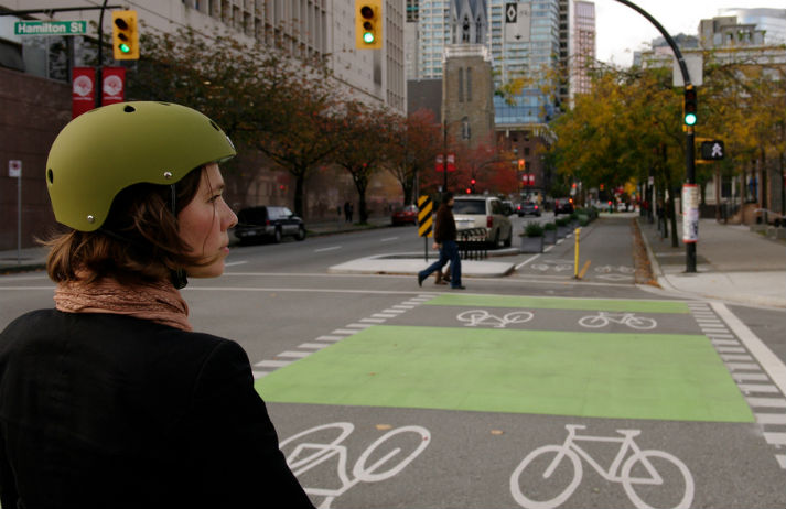 Cities with bike lanes lower healthcare costs