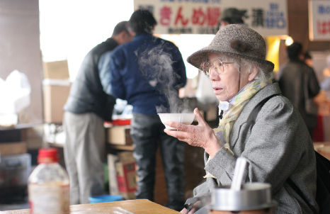 Crime is rife amongst Japan's angry elderly