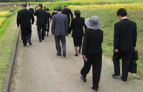 Test-drive your own funeral in Japan