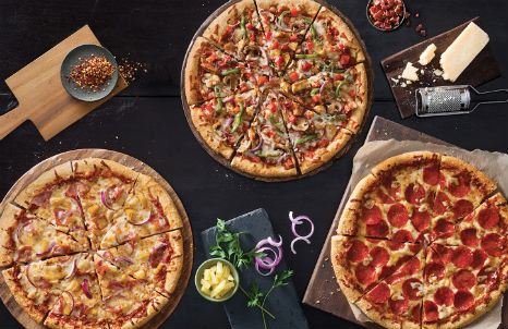 Pizza Hut has an 'artisanal' rebrand