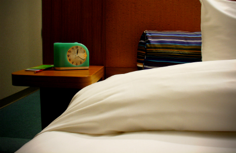 Would people really buy the alarm clock in their hotel room?