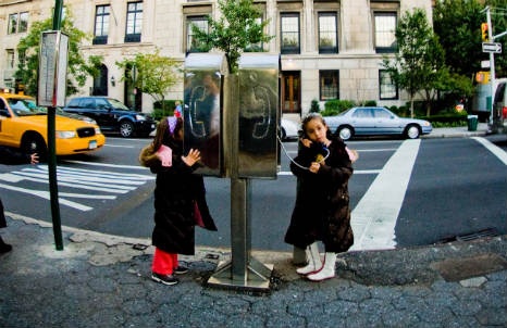 Evolving pay phones into Wi-Fi spots