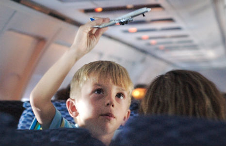 Thomson Airways creates family seats