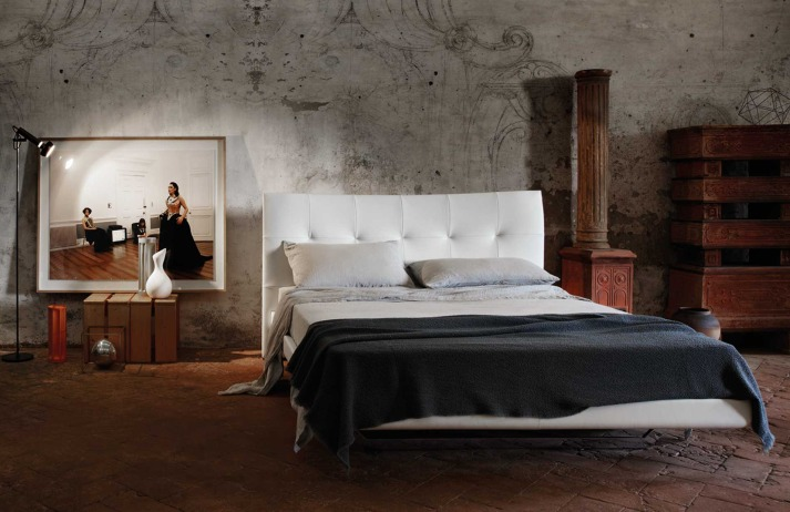 Poltrona Frau is true craft aligned with cutting-edge technology to produce tomorrow's design icons