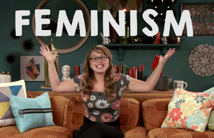 MTV's first YouTube channel is a feminist one