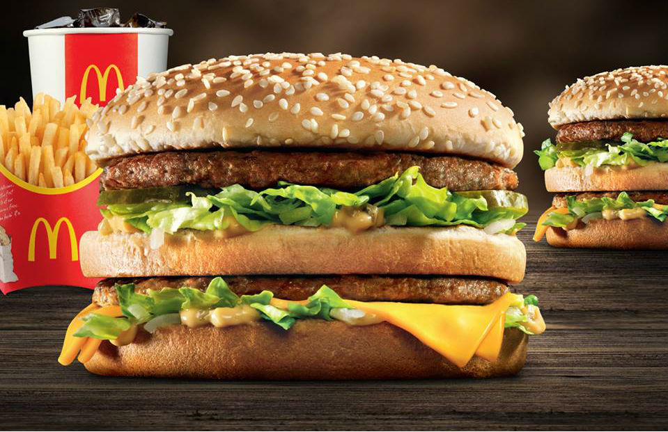 The Unapologetic Big Mac ad