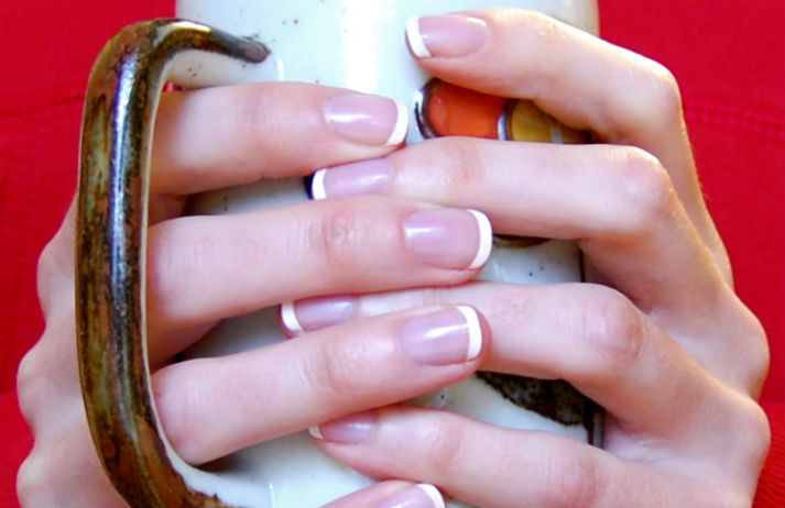 Are chemical-filled acrylics no longer cool?