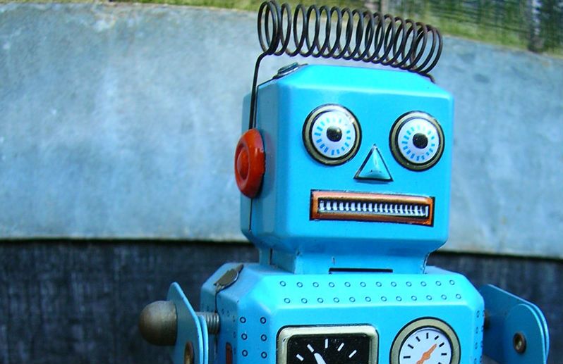 Robots to replace sales assistants