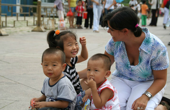 Chinese families need to have more children