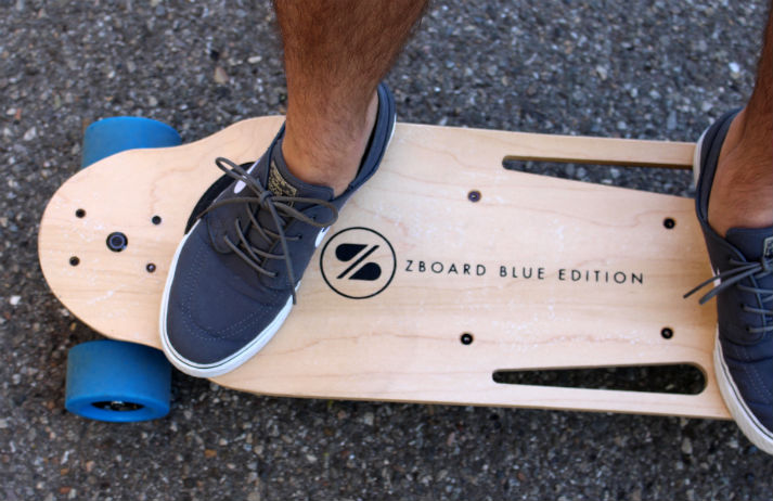 Electric skateboards for an urban future