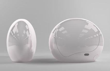Relaxation pods for the office