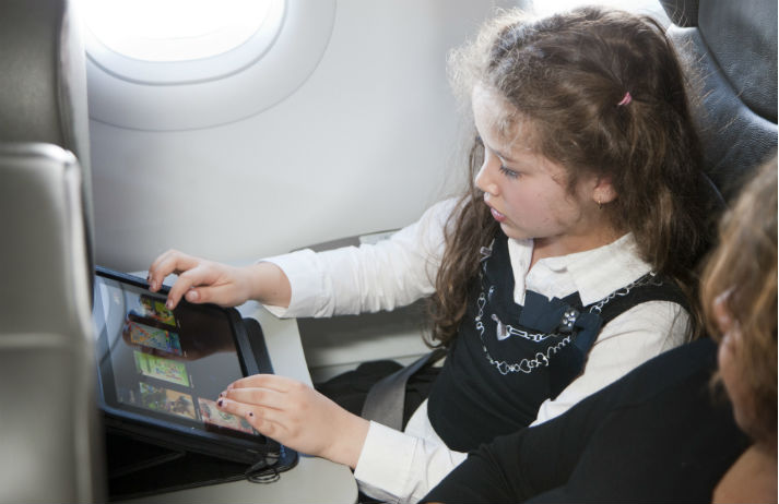 Ryanair will stream movies to your tablet