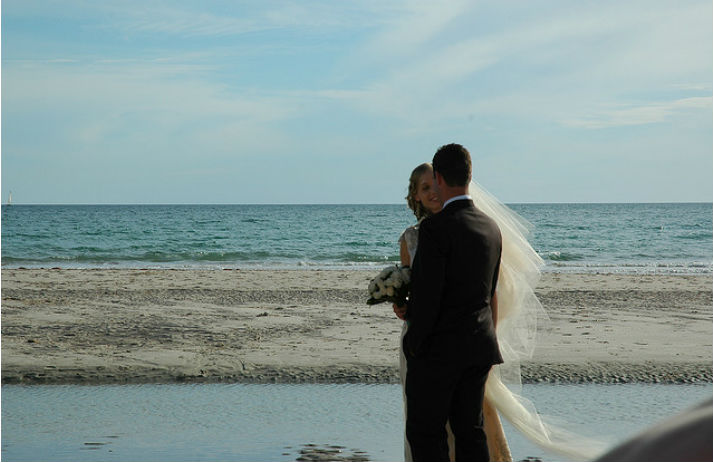 Aussies looking for a perfect wedding abroad