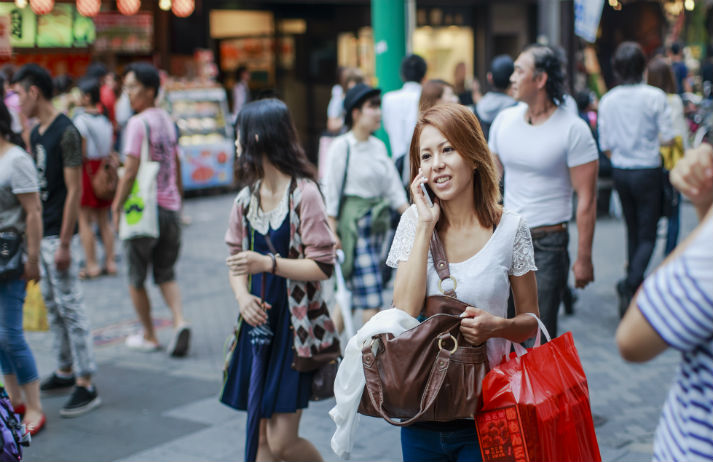 China's Gen Y are taking shopping mobile