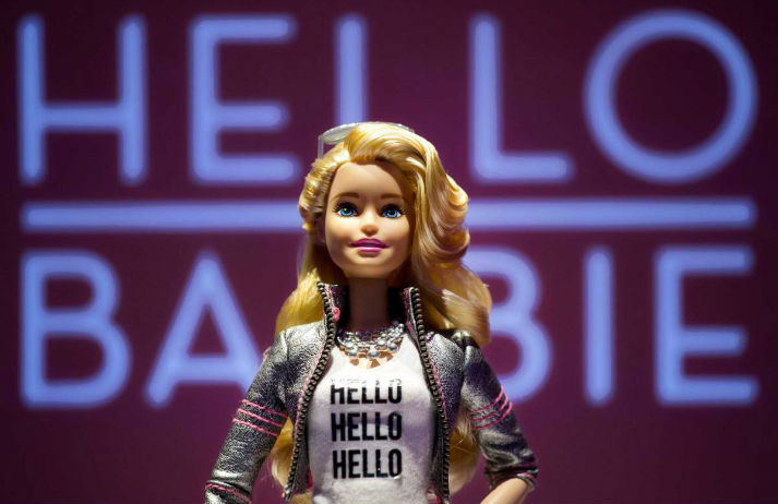 Barbie gets a digital makeover