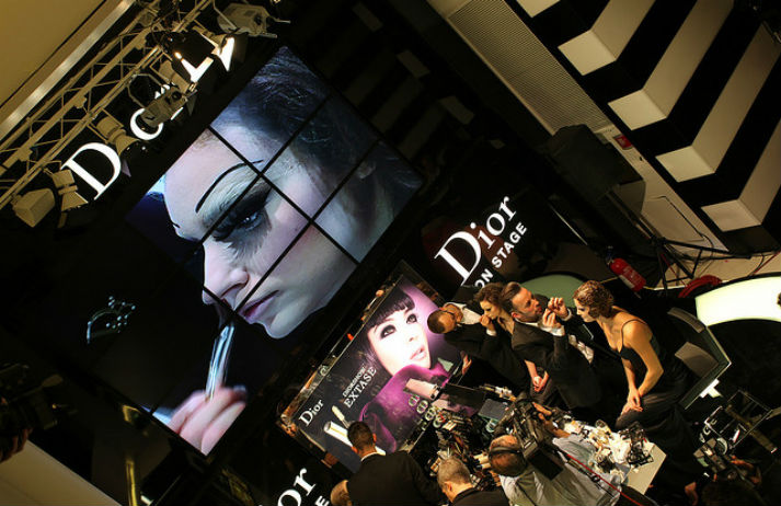 How Sephora is transforming make-up retail