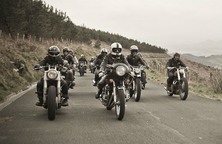 Belstaff, BMW and Motul back a feature film