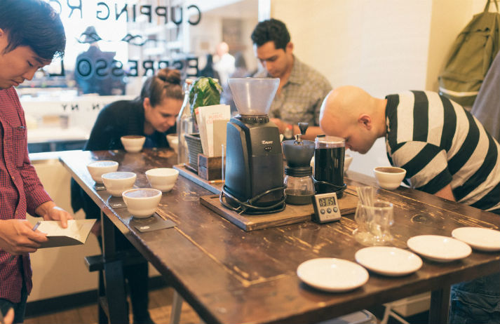 Barista classes woo artisan coffee lovers