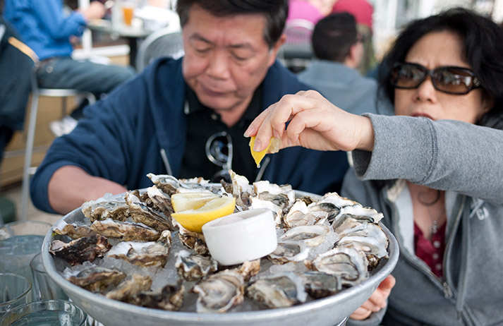 Oyster lovers shouldn't have to live near the ocean