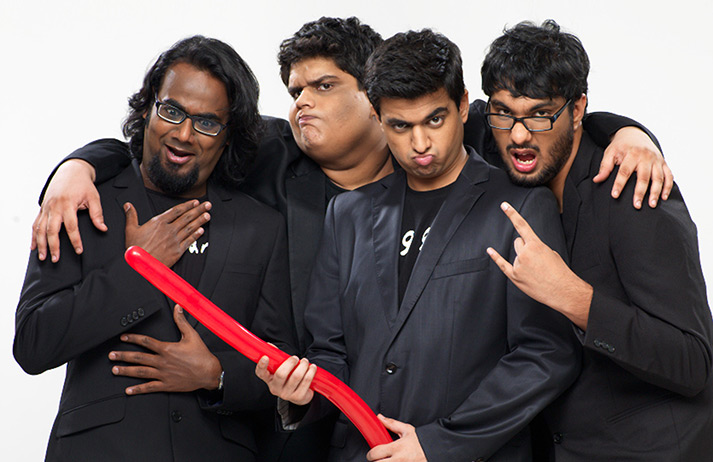 How YouTube became the home of original Indian comedy