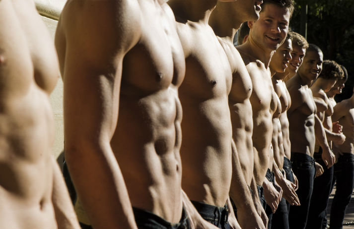 Abercrombie is dropping its beefcakes