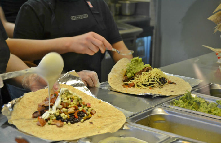 Chipotle goes GMO-free for Gen Y
