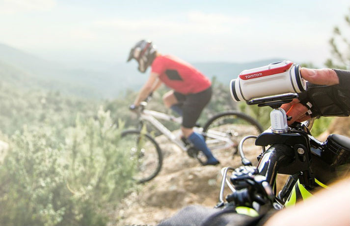 The motion-tracking action cam from TomTom