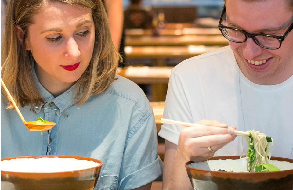 Wagamama introduces a breakfast menu