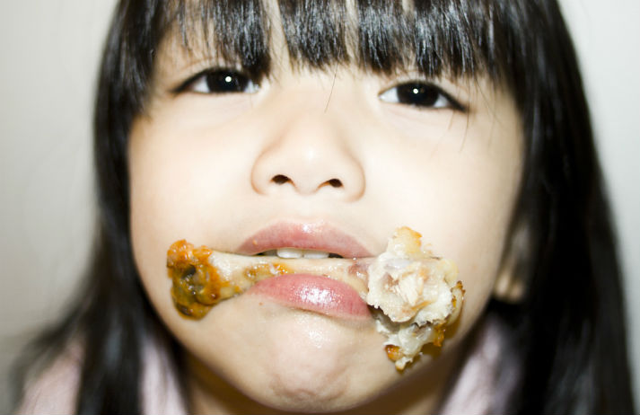 Can healthy junk food appeal to kids?