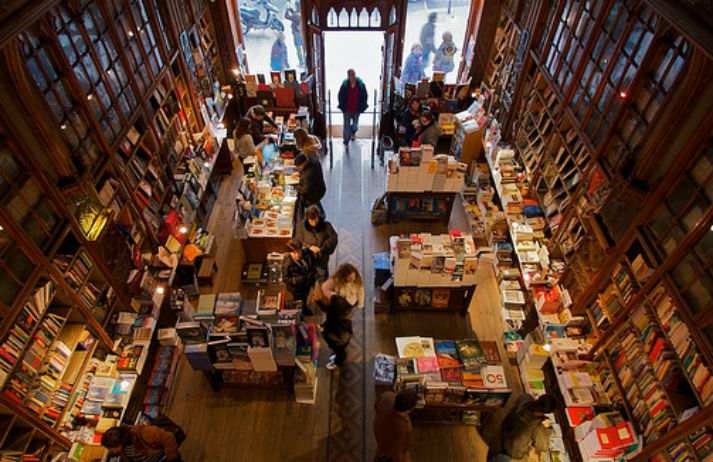 Independent bookstores making a quiet comeback
