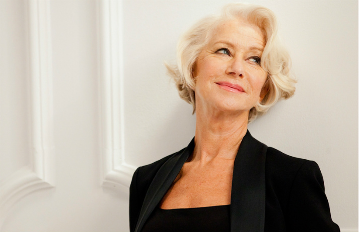 Older women are back in the beauty limelight