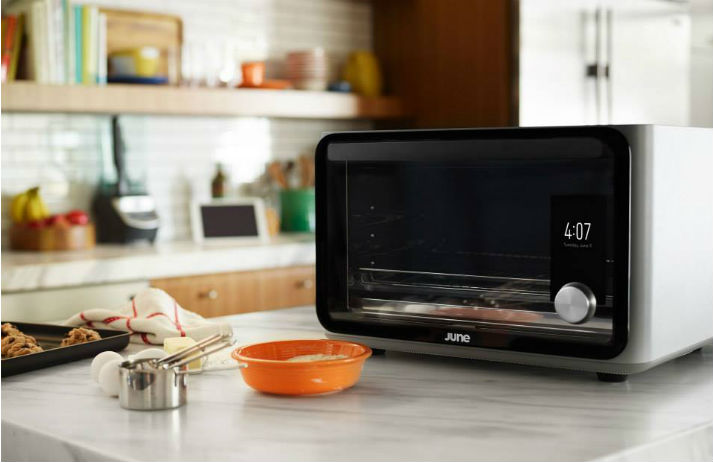 The smart oven that acts like a chef