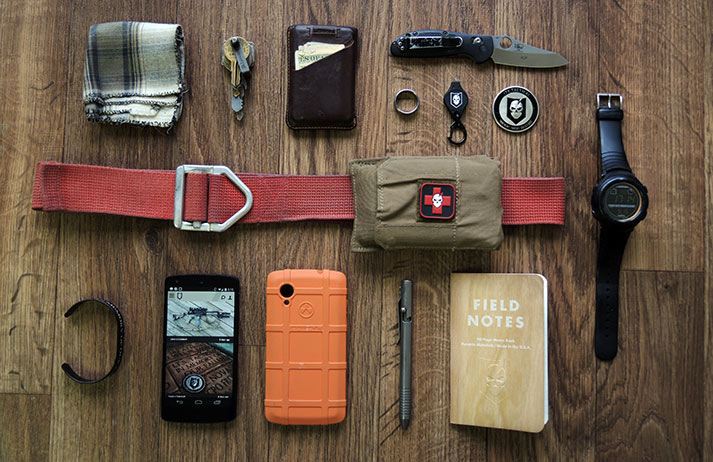 From field notes to flashlights, EDC promotes preparedness, self-reliance and efficiency