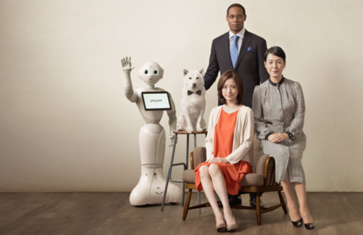 A humanoid robot assistant for the family