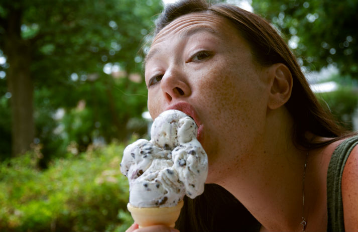 Hedonistic vegans are gobbling up dairy-free ice cream