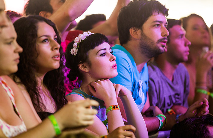 What's behind the growing demand for festival experiences?