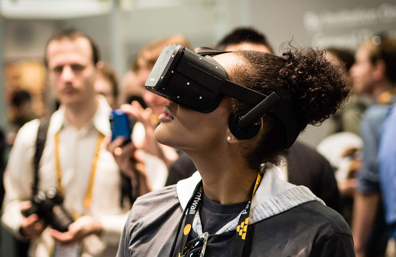 Will virtual reality be as big as the internet?