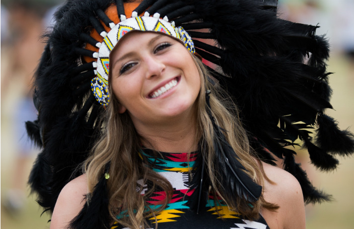 Festivals crack down on cultural appropriation