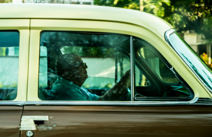 Study shows driving can keep seniors healthy