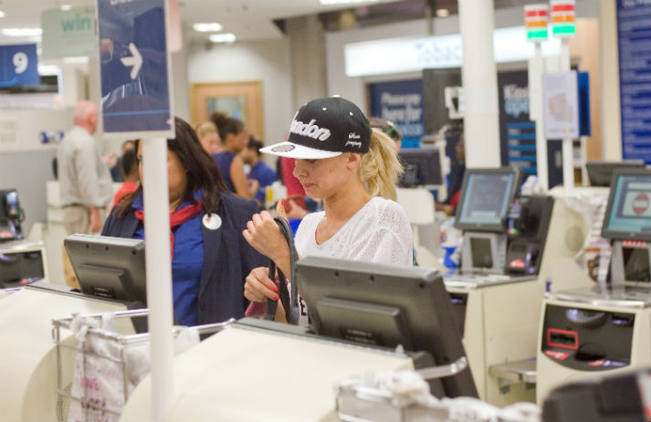 Tesco's self service tills get a polite upgrade