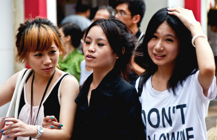 Chinese women are better off alone