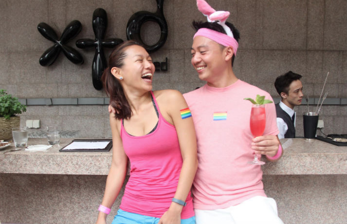 Chinese brands take the lead on gay rights