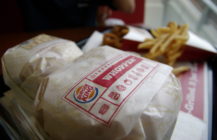 A McWhopper for world peace