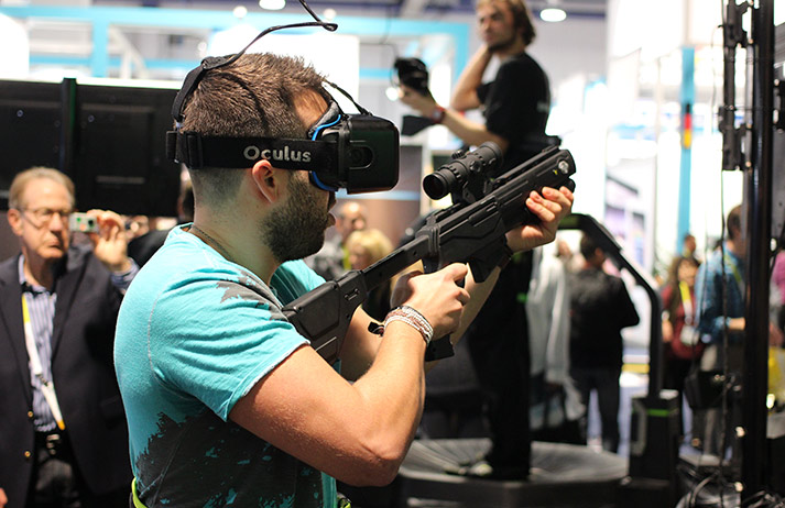 Zero Latency is putting the reality in VR gaming