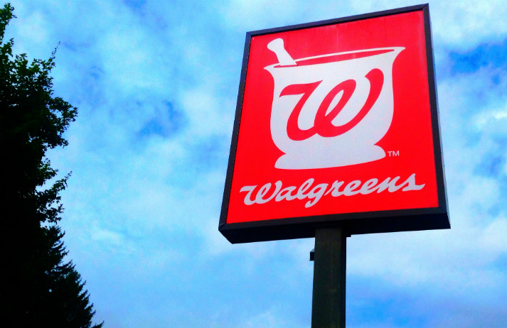 Walgreens offers discounts for exercising