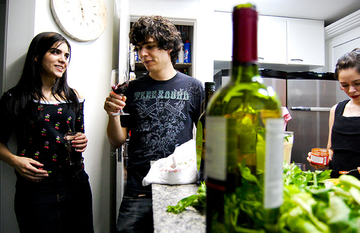 Naked Wines delivers to stay-at-home drinkers