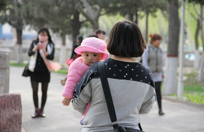 China creating a two-child policy