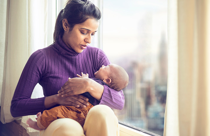 How are new mums showing their consumer might?