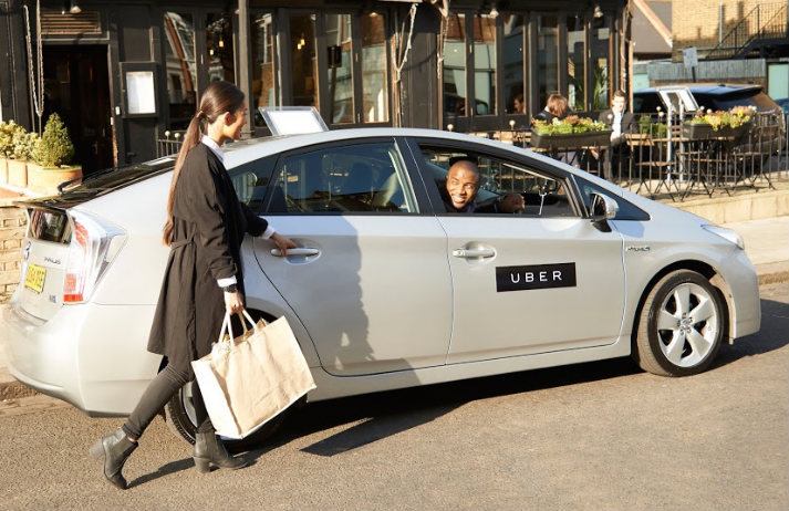Uber to shuttle people to doctor's appointments