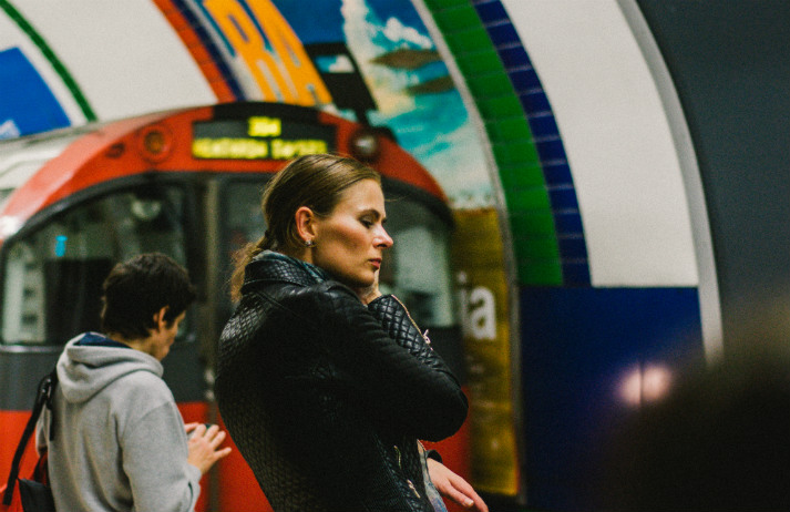 London adds walking times to tube maps